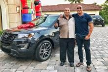 Dwayne 'The Rock' Johnson Buys His Father a Cadillac Escalade SUV Following Doctor's Advice