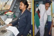 IWD 2018: All Women Crew Operates Bhopal-Bilaspur Train
