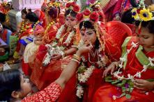 Basanti Durga Puja Celebrations in Kolkata; See Pictures