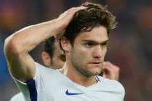 Marcos Alonso Handed Three-match Ban, Out of Chelsea's FA Cup Clash