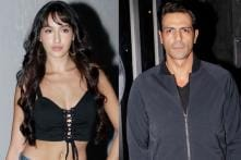 Bollywood Celebrities at Bunny Sanghavi's 'B' Lounge Launch