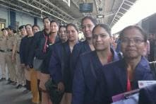 Bengaluru Gets a Rail Station Run Only by Women