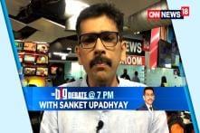 The Big Debate With Sanket Upadhyay I #FallOfLenin