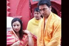 Biplab Deb's Wife Rubbishes Divorce Rumours, Calls it Conspiracy to Target Tripura CM