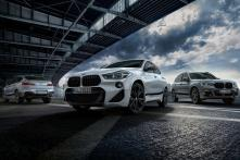 BMW Adds M-Performance Trim to X2, X3 and X4 Crossovers
