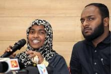 Hadiya Says 'Some People Using My Father for Their Political Gains'