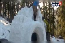 A Day At Manali's First Igloo House