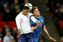 Late Italy Penalty Takes Wind Out of England's Sails