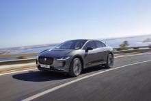Jaguar I-Pace All-Electric Car Unveiled Ahead of Geneva Motor Show