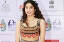 Janhvi Kapoor Looks Uber Chic in a Dolce & Gabbana Dress for Dhadak Success Press Meet