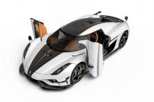 Geneva Motor Show 2018: Koenigsegg Showcases Custom Build Regeras
