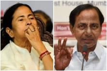 With Second Snub to Mamata, KCR is Odd Man Out in the Opposition Again