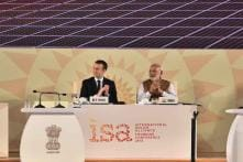 PM Modi Presents 10-Point Action Plan at Solar Summit With French President Macron
