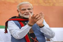 PM Modi Pauses Victory Speech Twice, For Azaan and For BJP's 'Martyrs'