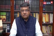 Triple Talaq Bill Will Find Support in Rajya Sabha: Ravi Shankar Prasad