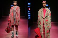 Pero's Fresh & Vibrant Take On Autumn/Winter Style Wins Hearts At AIFW AW '18