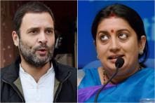 Election Tracker LIVE: Smriti Irani to Contest From Amethi Again, Says Writing on Wall For Rahul Gandhi