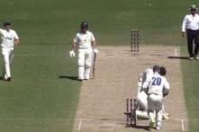 Sean Abbott Bouncer Fells Batsman in Chilling Hughes Reminder