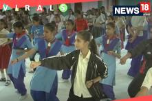 Girls Learn Self Defence Techniques in Bikaner