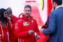 Road Rage' Return: Vettel, Hamilton Braced for New Baku Street Scrap