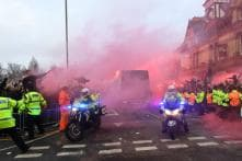 British Police to Probe Attack on Manchester City Bus in Liverpool