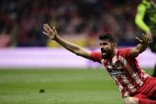 Diego Costa Back at Bernabeu for Atletico Against Real Madrid