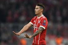 James Rodriguez Poised to Show Zidane What Real Are Missing