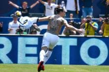 Zlatan Ibrahimovic Off the Mark With Stoppage Time Winner in LA Galaxy Debut