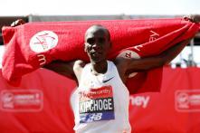 Eliud Kipchoge, Cheruiyot celebrate Kenyan double at London Marathon
