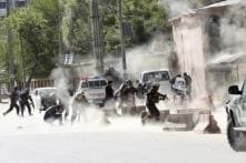 Twin Blasts in Afghan Capital Kill at Least 26, Including Nine Journalists