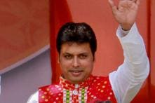 Biplab Deb Says Civil Engineers Should Join Civil Services for Prior Knowledge in Building Society