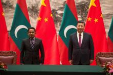 Chinese Developments in Maldives is Cause of Concern : Pentagon