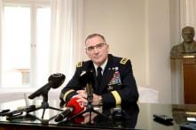 Top Russian, NATO Generals Hold Rare Face-to-face Meeting