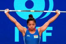 Asian Weightlifting Championship: Mirabai Chanu Lifts Personal Best But Misses Out on Bronze