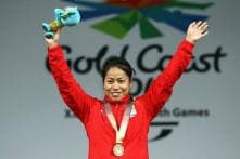 CWG 2018: Weightlifter Sanjita Chanu Wins Second Gold Medal for India