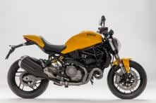 New Ducati Monster 821 to Launch in India on May 1, 2018