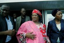 Former Malawi President Banda Returns Home, Says Ready to Prove Innocence