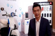 Interview: Allen Ko, Chairman, Kymco talks about India Plans