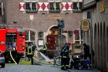German Police Investigate Motive for Muenster Restaurant Attack