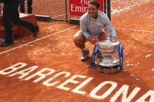 Rampant Nadal Beats Teenager Tsitsipas to Seal 11th Barcelona Title