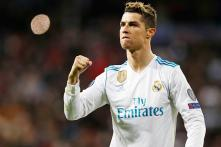 Don't Understand Juventus' Protest Against Penalty, Says Cristiano Ronaldo
