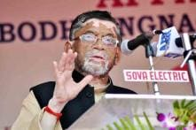 Don't Make a Big Deal Out of One or Two Rapes, Says Union Minister Santosh Gangwar