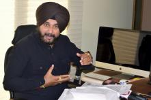 BJP Demands Navjot Singh Sidhu's Apology Over 'Thoko' Remark Against Indore Mayor