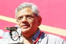 Sitaram Yechury Rules Out All-India Alliance With Congress, Says Talks Must be Initiated at State Level
