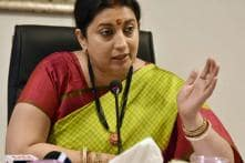 Watch Smriti Irani Get Emotional on Visiting her Old Gurugram House