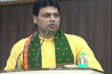 Tripura CM Biplab Deb Stokes Row, Says Aishwarya Rai Represents Indian Women, Not Diana Hayden