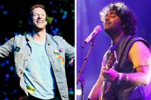 When Coldplay's Chris Martin Sang Arijit Singh's Channa Mereya In Maiden India Concert