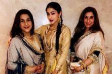 The Trio of Sara Ali Khan, Amrita Singh, Dimple Kapadia Looks Glamorous In This Photo