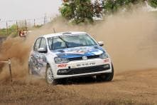 INRC 2018: Vicky Chandhok Bags Podium at First Round in Volkswagen Polo R2