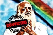 Prisoner No. 130 Asaram Begins His Day in Prison With Yoga, Peanuts and Jaggery